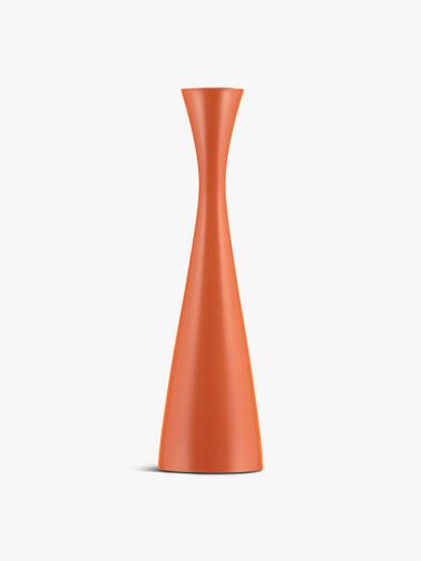Wooden Candleholder Tall