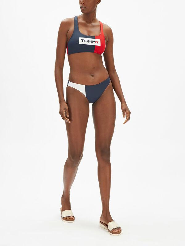 Tommy Bold Classic Bikini Bottom