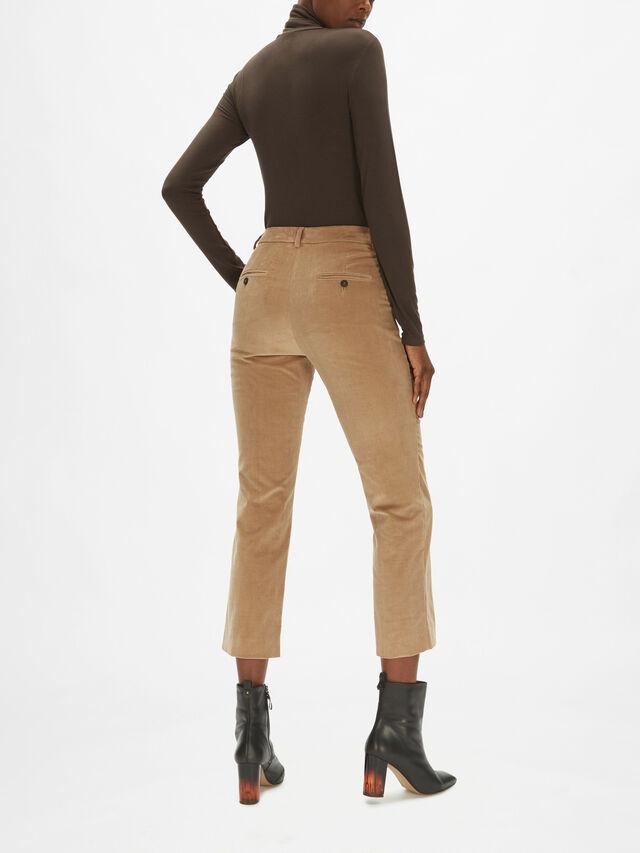 Jordan Slim Fit Cotton Trousers