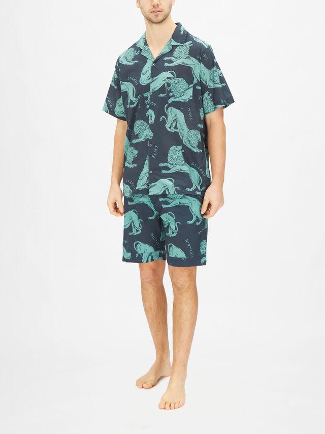 Cuban Pyjama Shirt