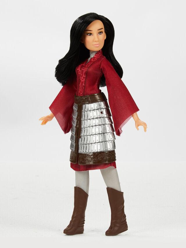 Fashion Doll Mulan