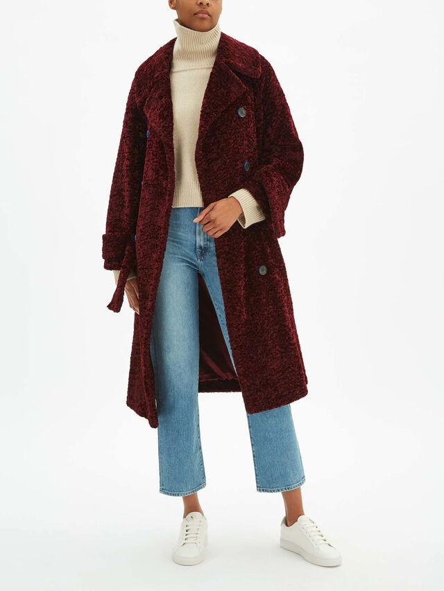 Paddington Fur Trench