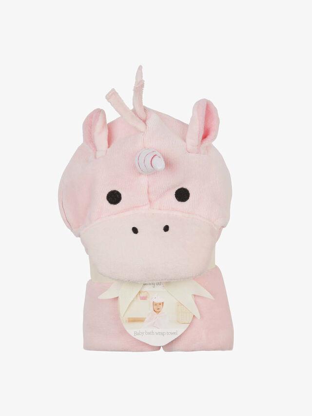 Unicorn Baby Towel