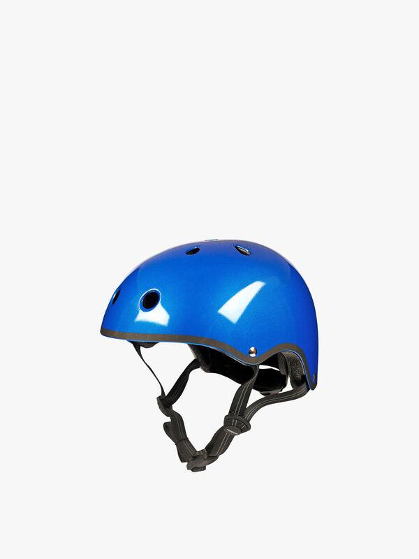 Micro Deluxe Metallic Helmet - Small