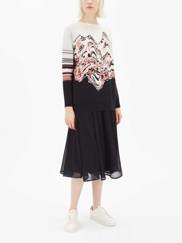 Dieresi Pattern Knit