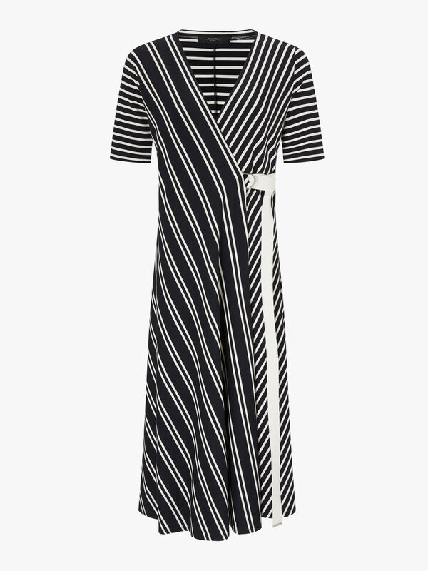Ada Stripe Dress