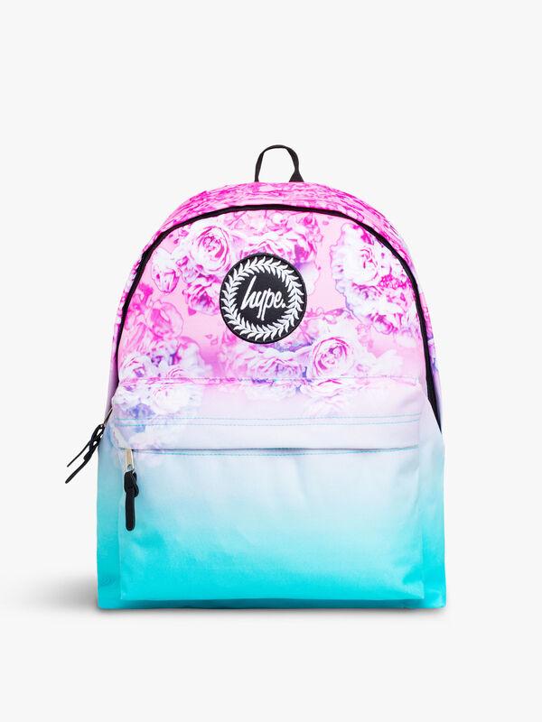 Pastel Rose Fade Backpack