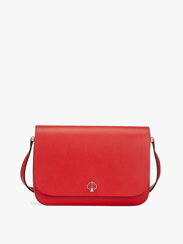 Nicola Medium Flap Shoulder Bag