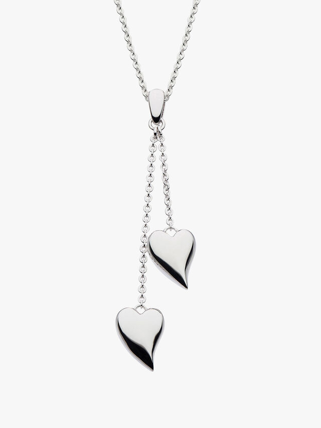 Desire Forever Lust Heart Necklace