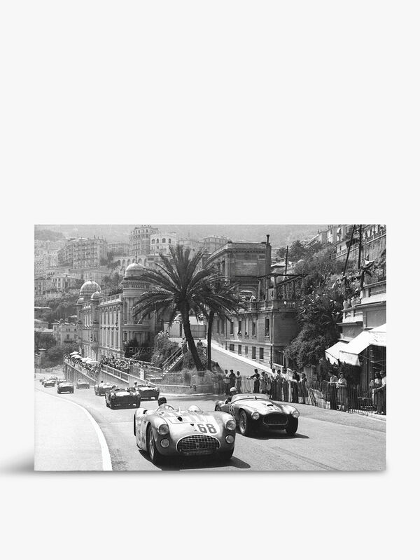 Monaco Grand Prix by Zucarto, 1966