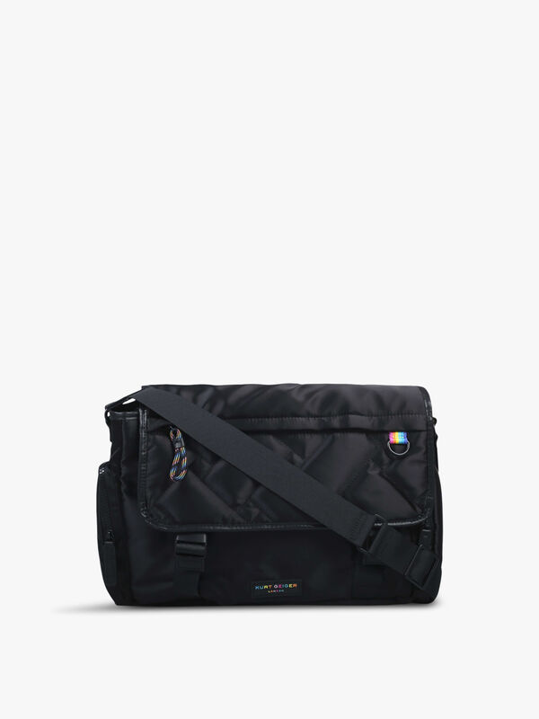 RECYCLED MESSENGER