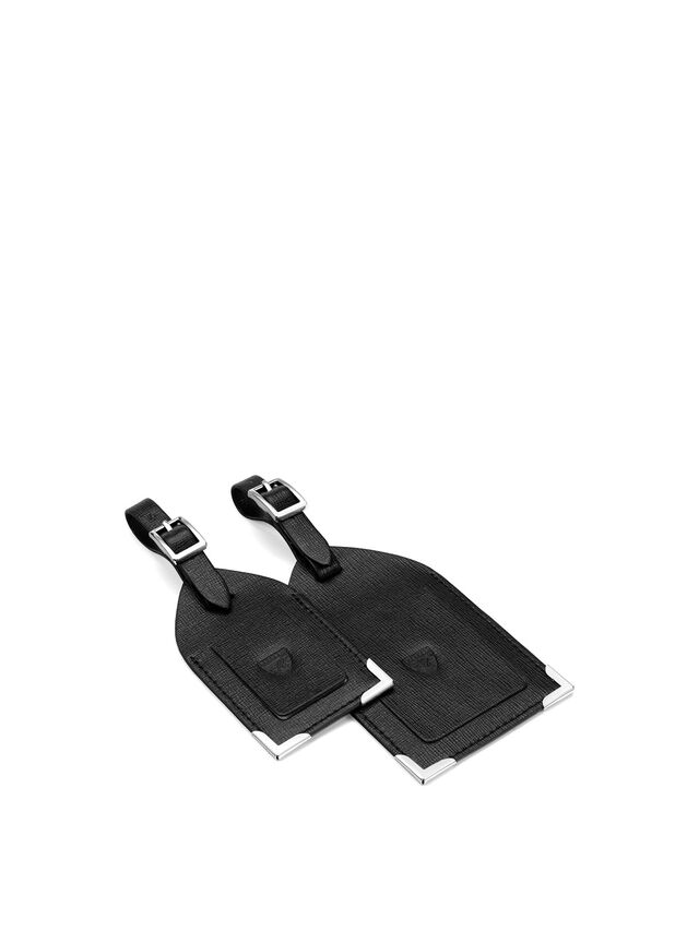 Leather Luggage Tags - Set of Two