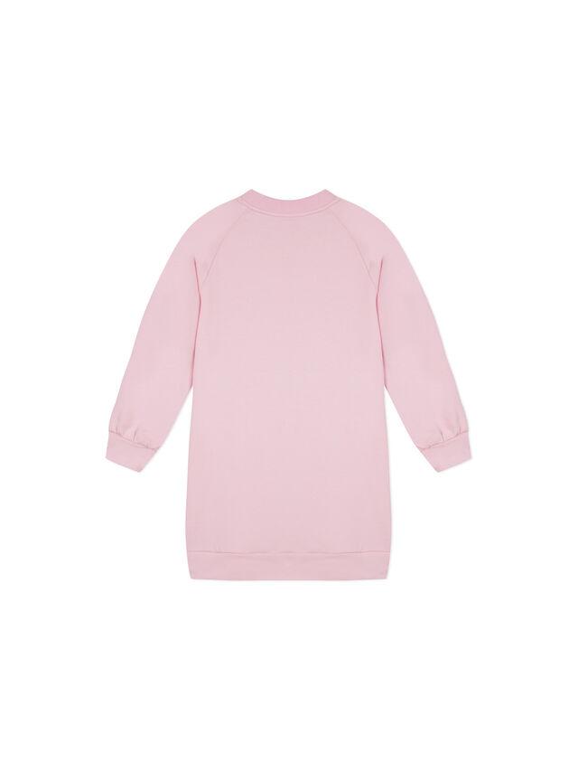 Eye Sweater Dress