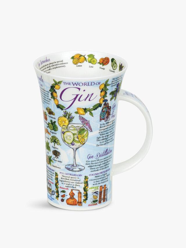 Glencoe World Of Gin Mug