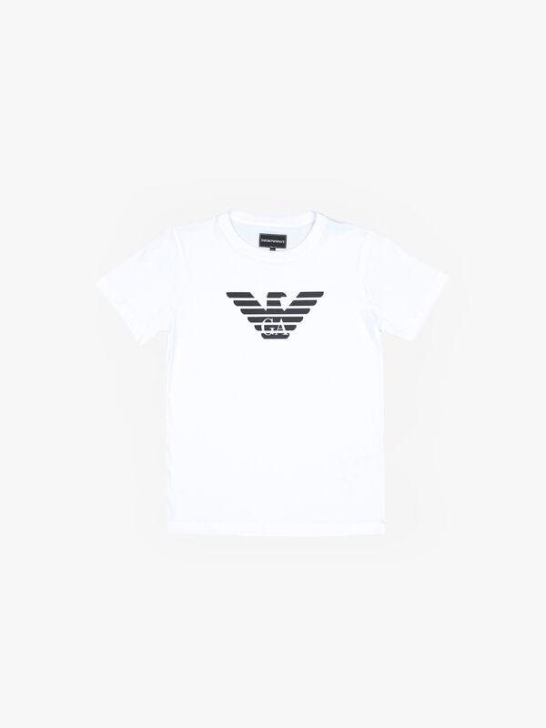 Large Eagle Logo T-Shirt