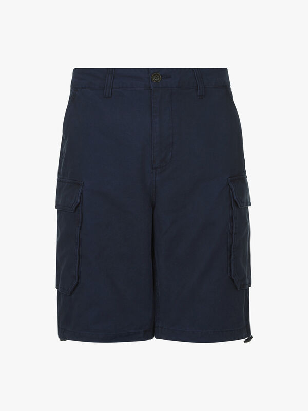 Washed Cargo Shorts