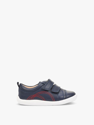 Tree-House-Navy-Leather-First-Shoes-0781-9