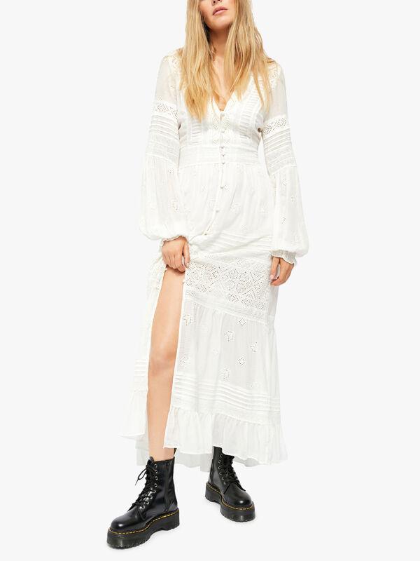Lisa Midi Dress