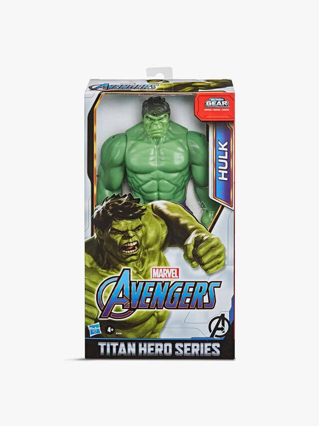 Titan Hero Series Blast Gear Deluxe Hulk