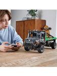 Technic 4x4 Mercedes-Benz Zetros Truck Toy