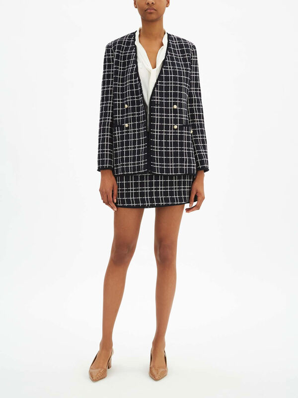 Carato Double Breasted Jacket