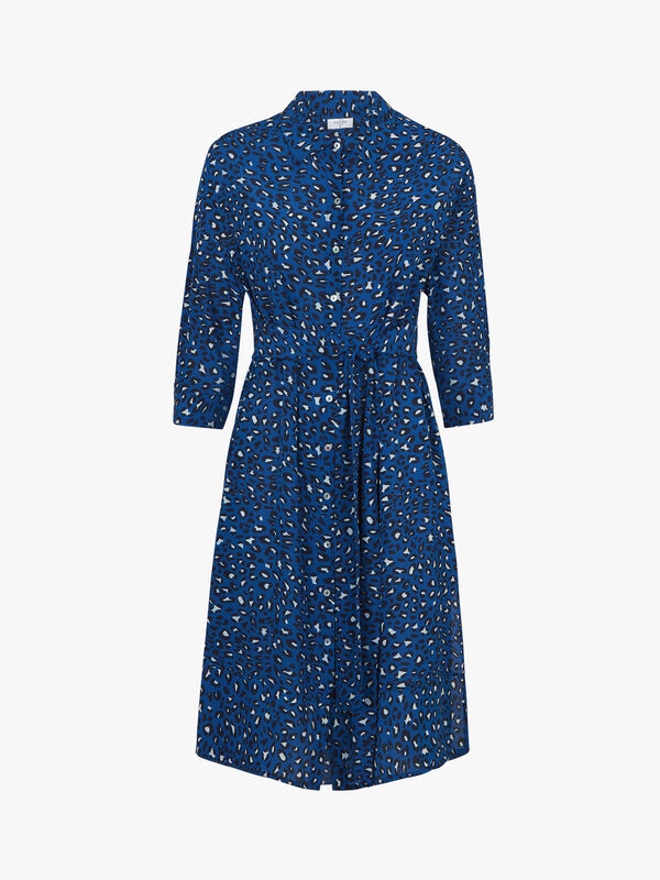 Standen Short Shirt Dress