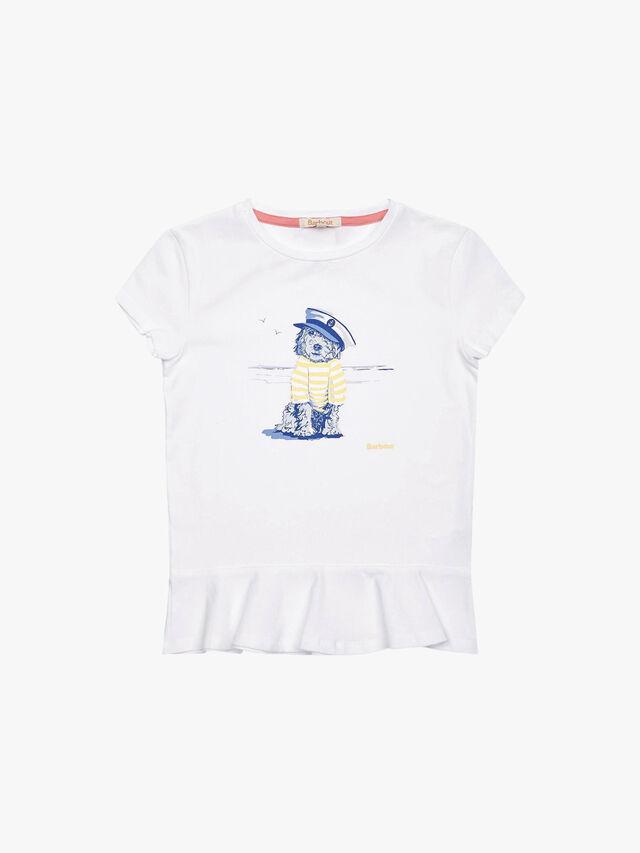 Rowen Dog Print T-Shirt