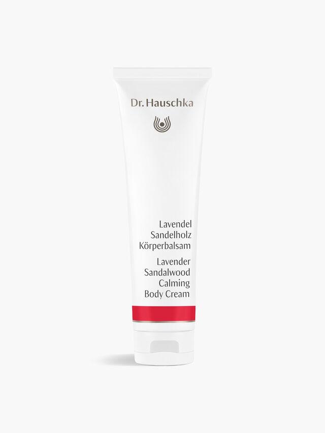 Lavender Sandalwood Calming Body Cream