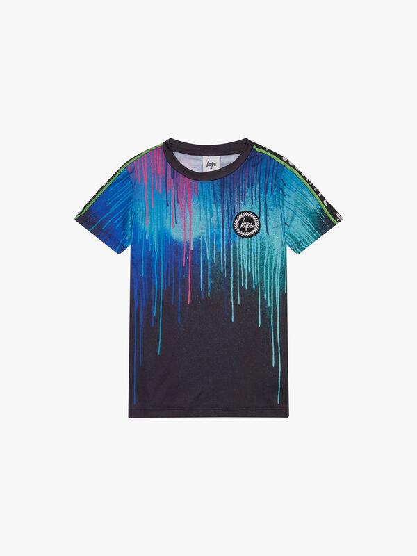 Neon Drips T-shirt