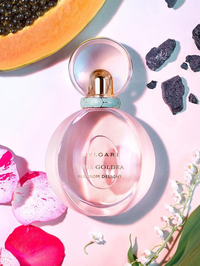 BVLGARI Rose Goldea Blossom Delight Gift Set: Eau de Parfum 75ml + Travel Spray 15ml
