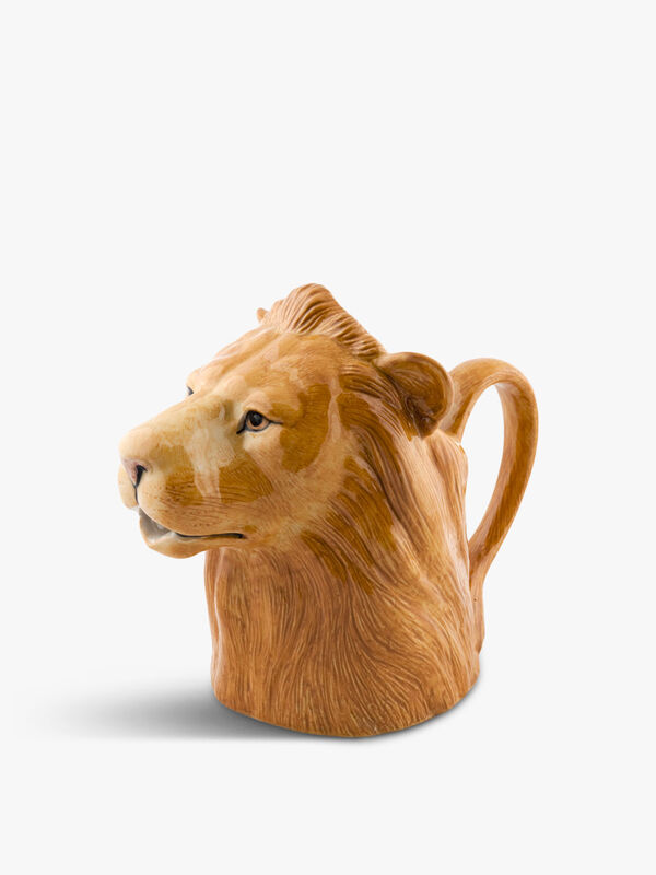 Lion Jug Large