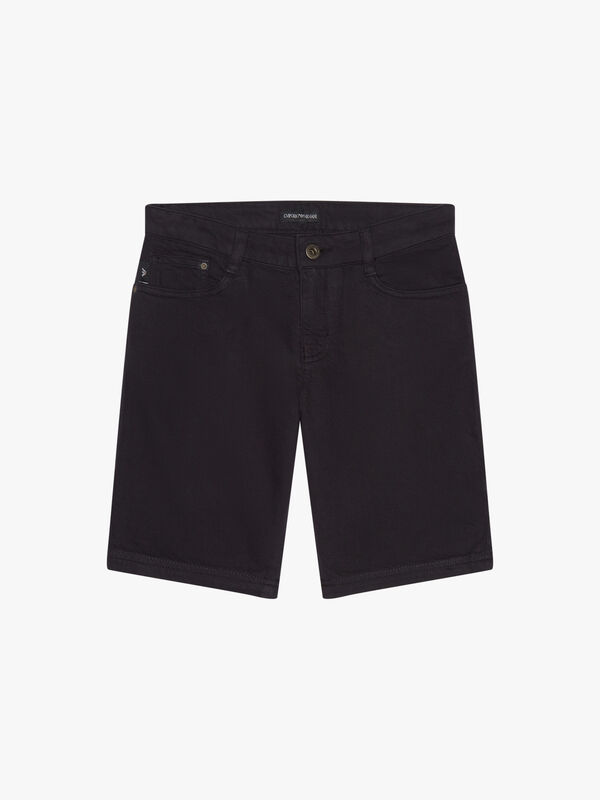 Classic 5 Pocket Cotton Shorts
