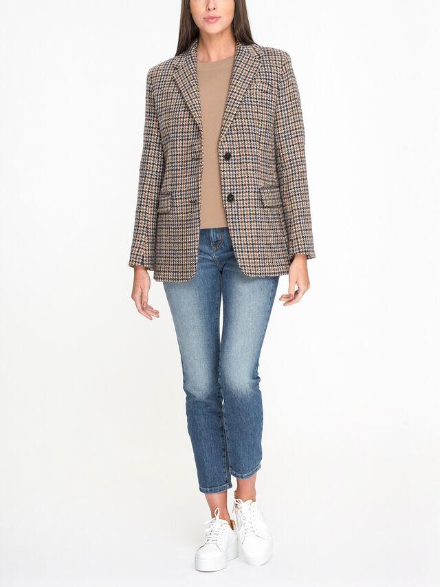 Douglas Tweed Single Breast Jacket