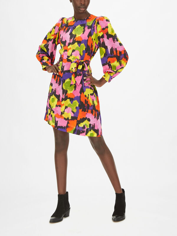 Zingseng Mini Printed Dress