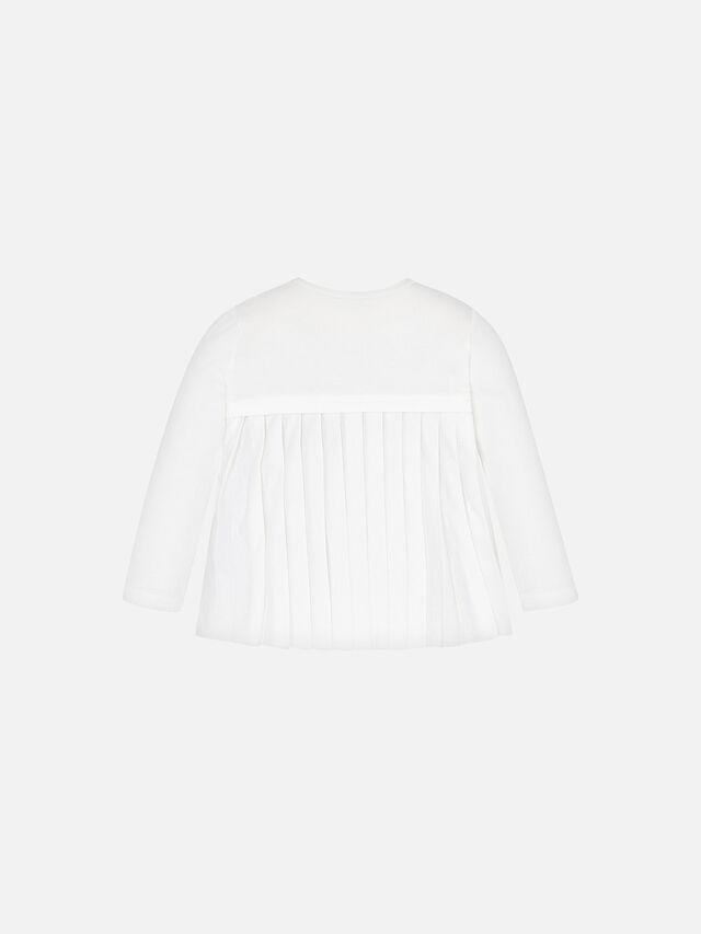 Flared Long Sleeved T-Shirt