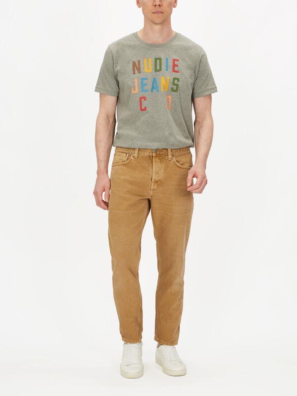 Steady Eddie II Regular Tapered Fit Jeans