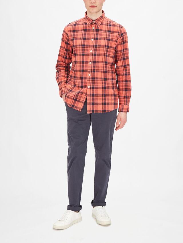 Longsleeve Check Shirt