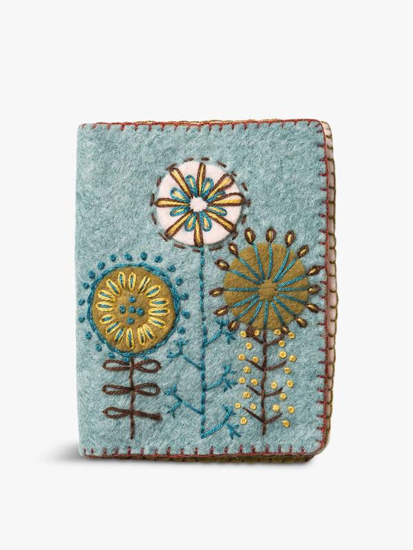Needle Case Embroidery Kit