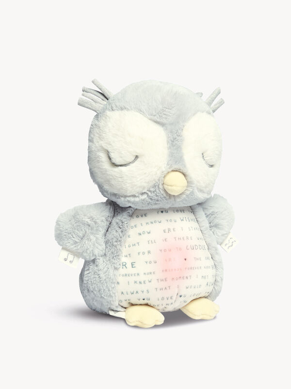 Owlbie Lights And Sounds Sensory Toy