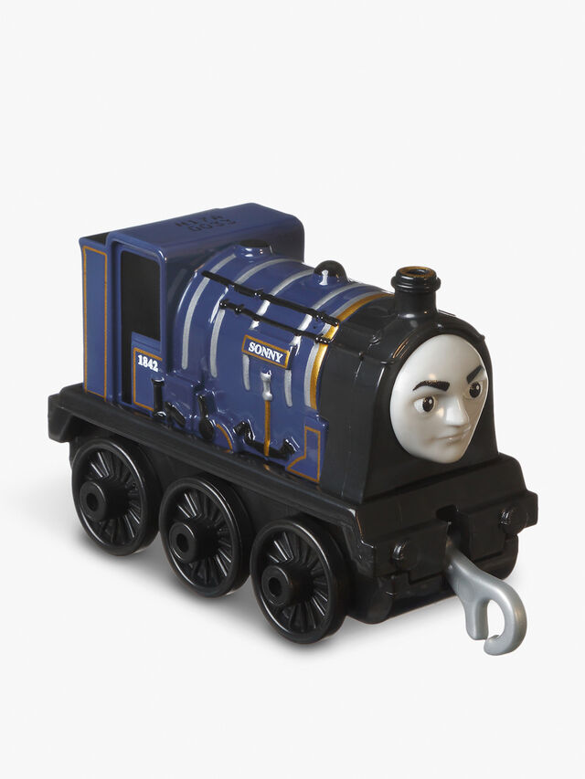 Push Along Small Engine Sonny