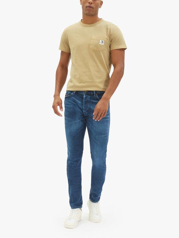 Tepphar-X Slim Fit Jeans