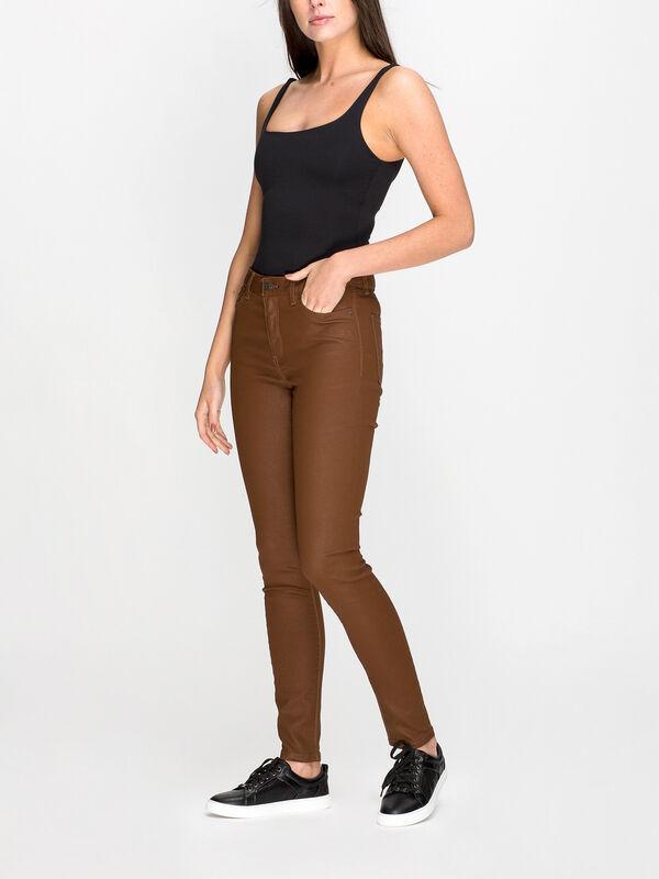 Skinny Woven Pant