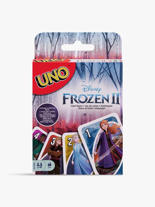 Uno Disney Frozen 2