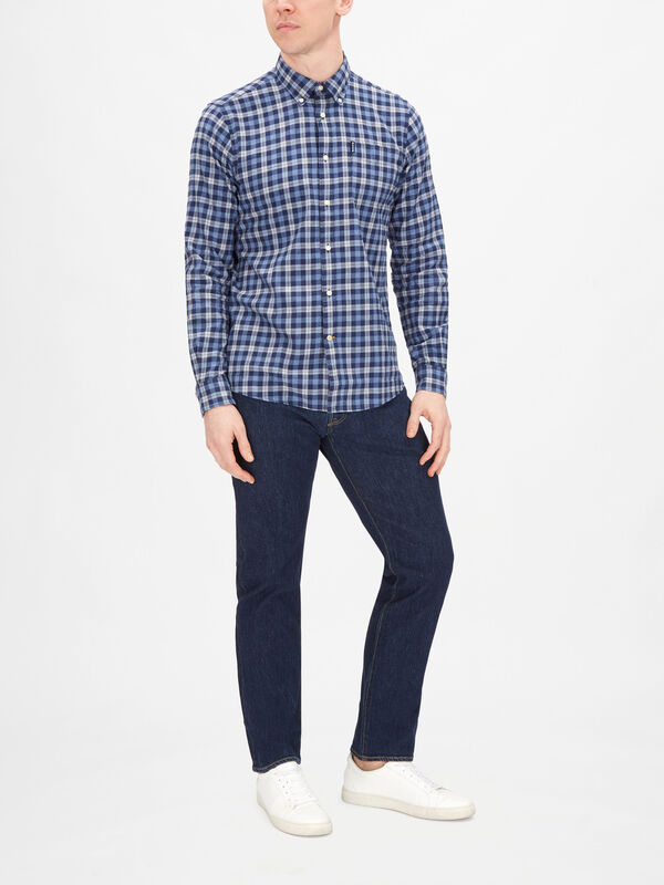 Country Check 17 Tailored Shirt