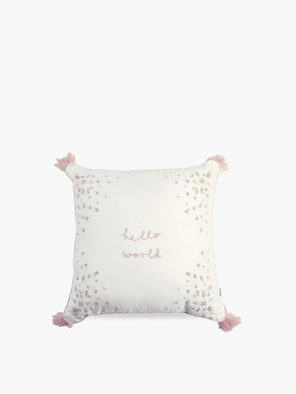 Cushion WTTW Floral