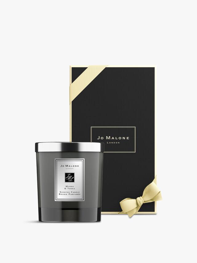 Jo Malone London Cologne Intense Myrrh and Tonka Home Candle 200g