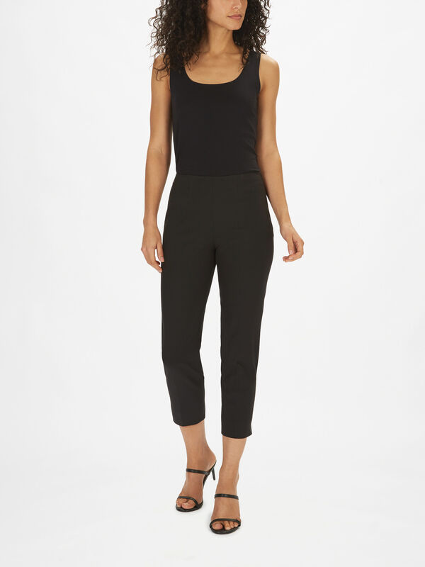 Audrey Stretch Cotton Trouser