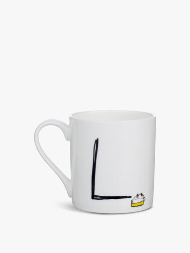 Alphabet Mug L