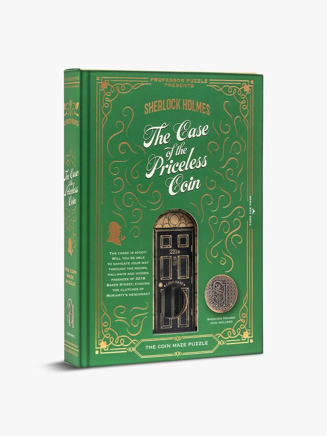 Sherlock The Case of the Priceless Coin