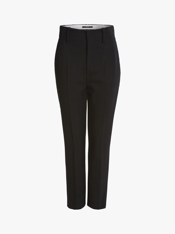 Tailored High Rise Trouser